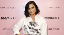Demi Lovato Gets New Neck Tattoo With a Deep Message