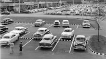 What Malls Looked Like From the '50s Through Today