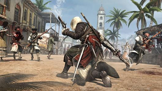 Swordsmith forges iconic blades from Assassin's Creed IV
