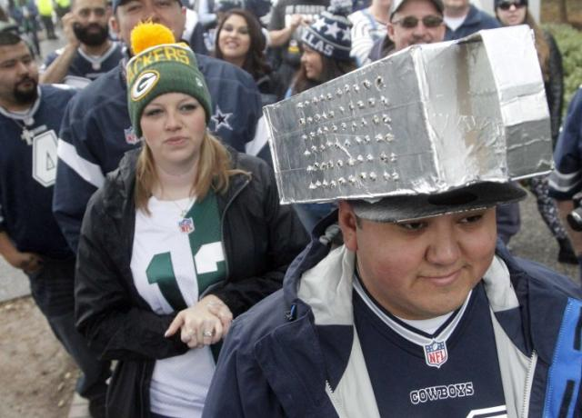 Losing the Packers and Cowboys fan bases for Super Bowl LI is hurting some ticket brokers. (AP)