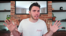 YouTube star apologizes for 'incredibly stupid' food poverty challenge video