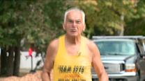 Runner of First NYC Marathon Runs Again at Age 78