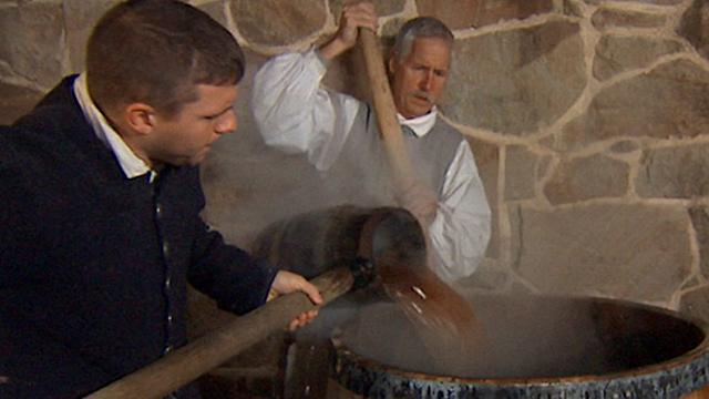Founding Spirit: The Making of Washington's Whiskey at Mount Vernon