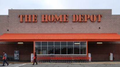 Home Depot beats on earnings, misses on same-store sales