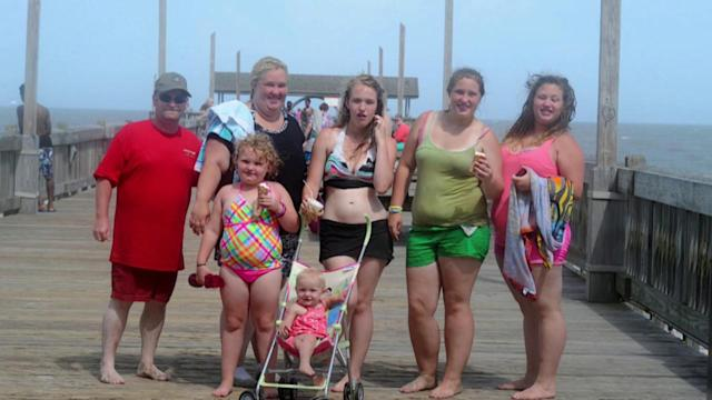 Mama June and the Honey Boo Boo Clan Hit the Beach