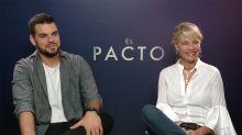 Belén Rueda estrena El Pacto y nos revela su secreto para estar tan bella a los 53 años: ¡Ser feliz!