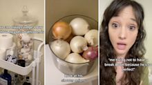 Bizarre 'shower onion' emerges on Tiktok - but what are they?