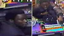 Surveillance of gas station robbery
