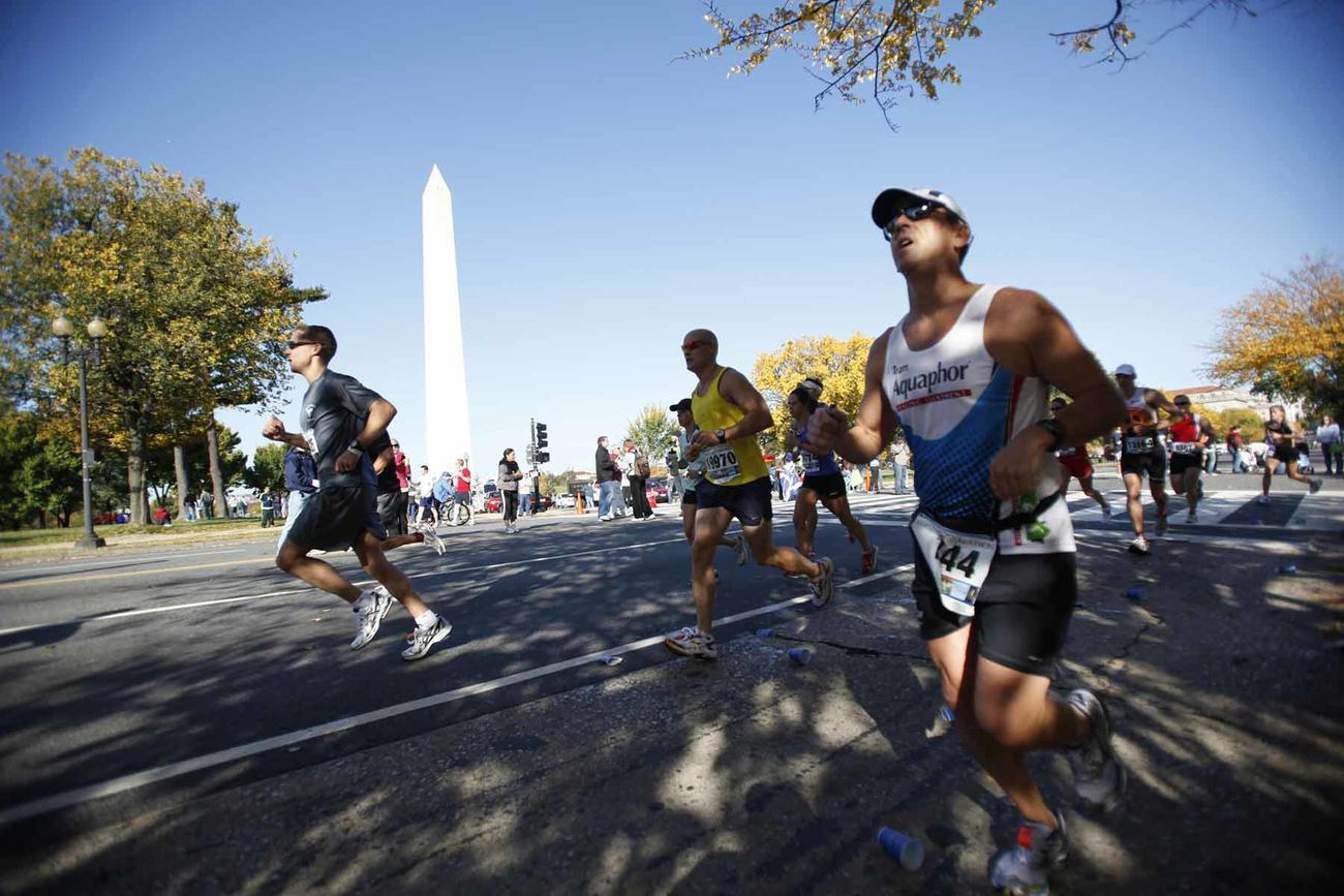 Marine Corps Marathon Canceled for 1st Time in Its History
