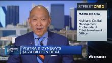 Here's how Highland Capital's Mark Okada called the Vistr...