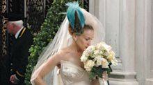 You Can Buy a Version of Carrie Bradshaw's Wedding Gown
