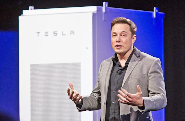 Tesla's app now reflects the company's move beyond cars