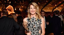 Laura Dern shares new photo of her Star Wars character