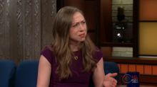 Chelsea Clinton talks about her friendship with Ivanka Trump