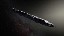 ¿Es el asteroide Oumuamua una vela solar alienígena que vino a espiarnos?