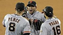Giants vs. Tigers in World Series Game 4
