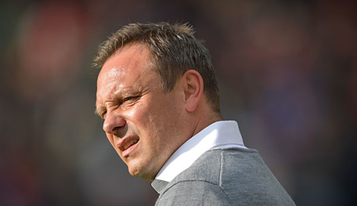 2. Liga: Breitenreiter übt Kritik an seinen Profis