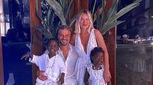 """Giovanna Ewbank e Bruno Gagliasso esperam um menino: """"Muita alegria"""""""
