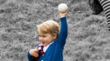 Infants Clamor for Crocs in the Wake of Prince George's Sartorial Statement