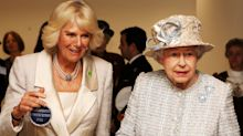 The Queen Made a Shoutout to Camilla in a Her Speech About Charles