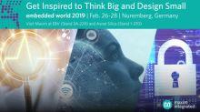 Maxim Empowering Design Innovation at embedded world 2019
