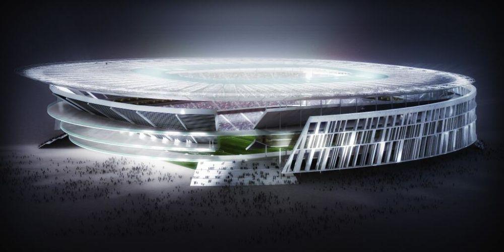 Nuovo stadio Roma, il Comune dà il suo parere favorevole