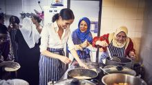 Meghan Markle makes secret visits to Grenfell to support community cookbook