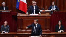 Ce qu'il faut retenir du discours d'Emmanuel Macron devant le Congrès