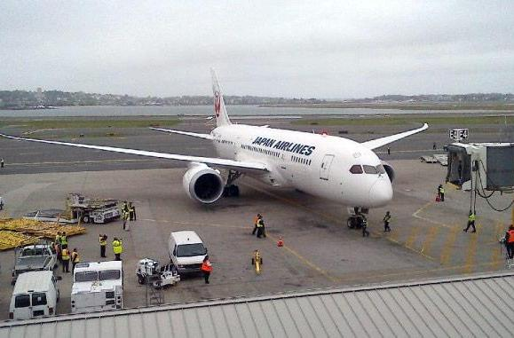 Boeing 787 Dreamliner completes first Trans-Pacific passenger flight, lands in Boston as JAL 8
