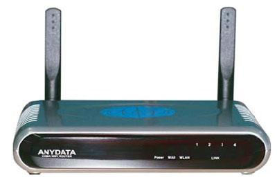 AnyDATA busts out AWR-600 HSDPA router