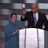 "Khan Family Responds To Trump: ""I Don't Think He Knows The Meaning Of Sacrifice"""