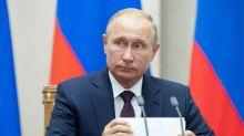 """Putin garante que os russos """"irão para o paraíso"""" em caso de guerra nuclear"""