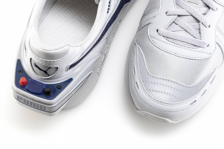 71d2cdce9b59e1 Sneakerheads Get Ready  Puma Set to Re-release Its Old School Smart Shoe