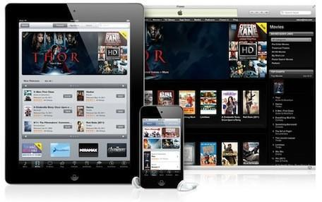 Apple rolls out iTunes movies in the Cloud to UK, Australia, Canada, more