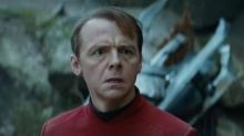 Star Trek: Simon Pegg says future movies are unlikely, blames Marvel and 'loss of momentum'