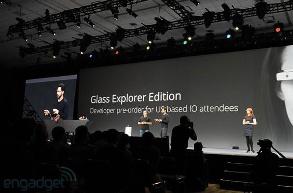 Google unveils $1,500 Project Glass Explorer Edition, takes pre-orders for 2013 only at Google I/O