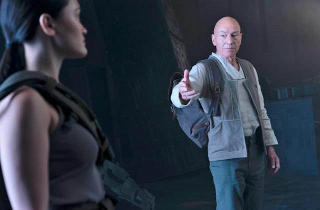 'Star Trek: Picard' season two will debut on Paramount+ in 2022