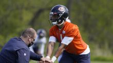 Bears hoping they've found their 'true alpha' in rookie QB Justin Fields