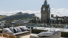 Hotel Hit Squad: With statement design and high-interest food, ex bank HQ The Edinburgh Grand is bang on the money