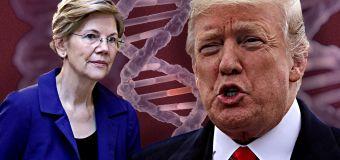 Trump calls Sen. Warren 'Pocahontas' again
