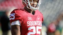 Brent Musburger poorly handles discussion about Oklahoma RB Joe Mixon