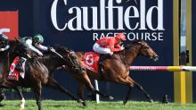 Brave Song back in form with Caulfield win