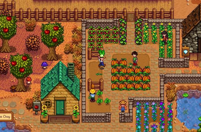 Stardew Valley's couch co-op update rolls out on Switch, Xbox and PlayStation