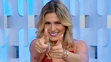 Lívia Andrade abre o jogo e diz que gostaria de ser a Hebe Camargo