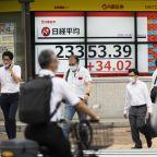 US stocks fall as market decline extends for third week