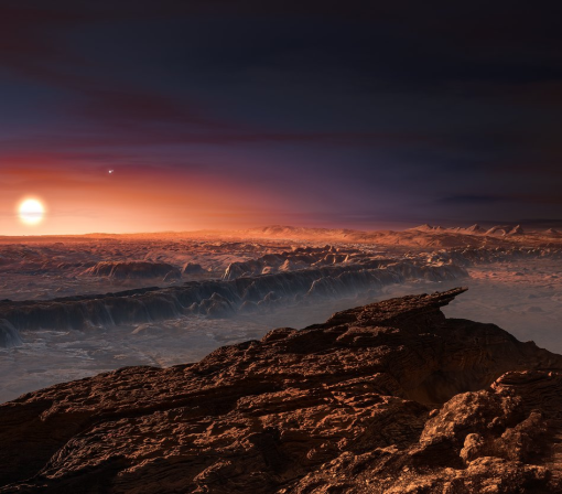 Scientists may have just found an Earth-like planet near our sun's nearest neighbor — and it's our best chance of finding alien life