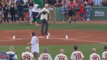 'Just a Bit Outside': Teen Describes Horror of Errant First Pitch That Hit Photographer in Groin