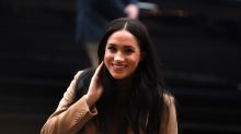 Meghan Markle shares images of secret visit to animal welfare charity she made earlier this month