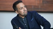 Lin-Manuel Miranda Joins Protests in N.Y.C. Against Puerto Rico Governor