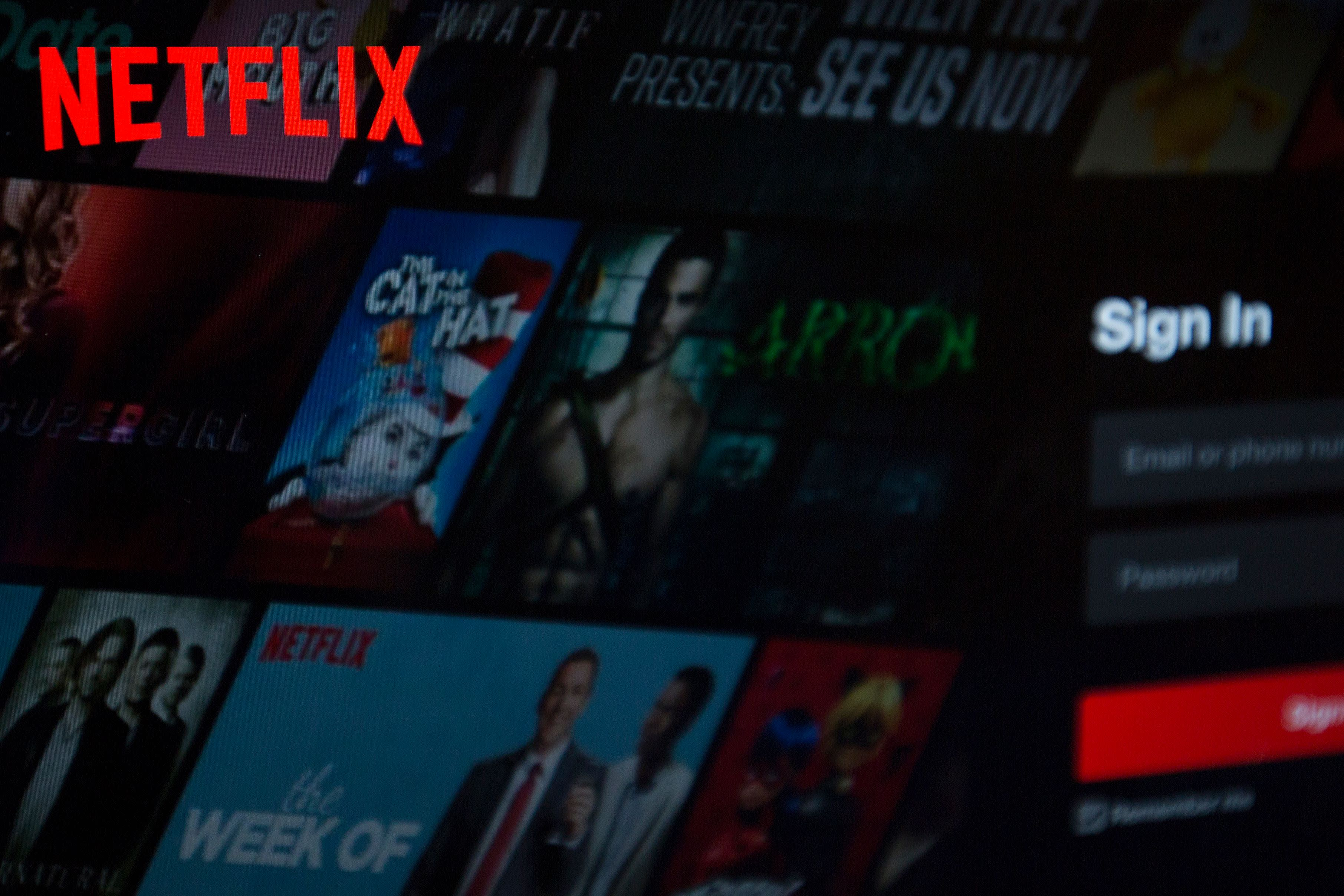 Two sentences in Netflix's earnings should terrify those obsessed with its stock
